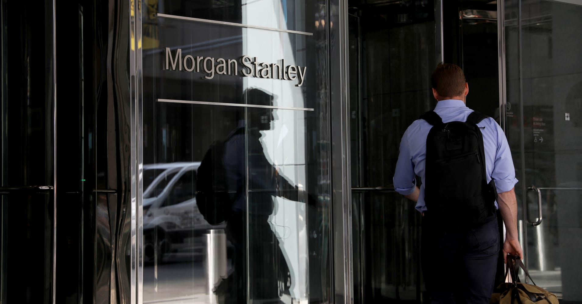 The major bank earnings reports are all in and Morgan Stanley was the biggest loser