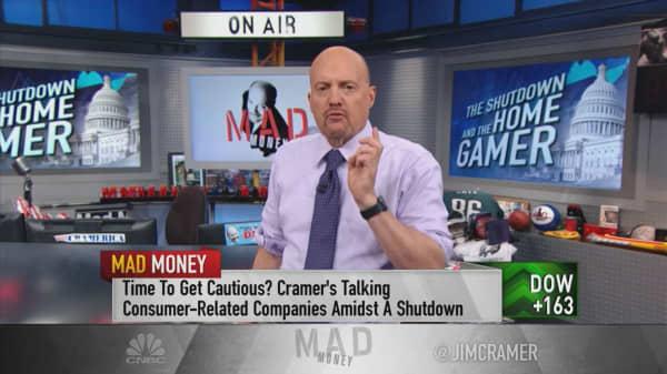 Protecting your portfolio from Washington uncertainty: Cramer