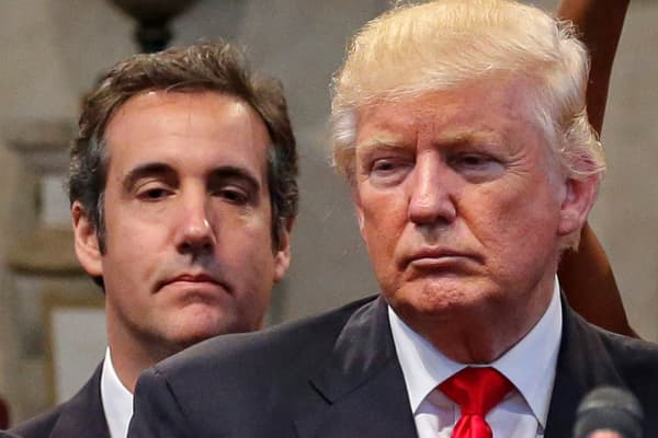 Father-in-law of Trump lawyer Michael Cohen loaned millions