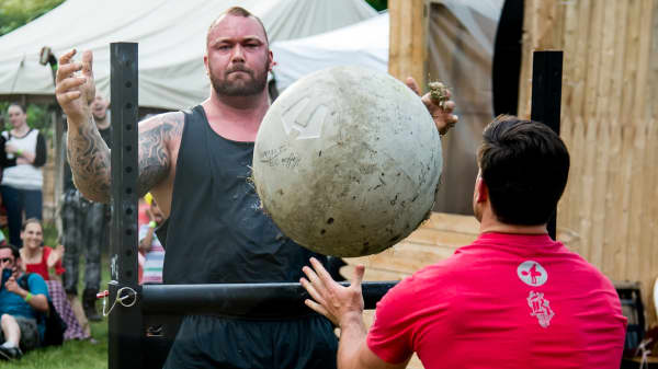 How much Game of Thrones' The Mountain spends on food every day will shock you