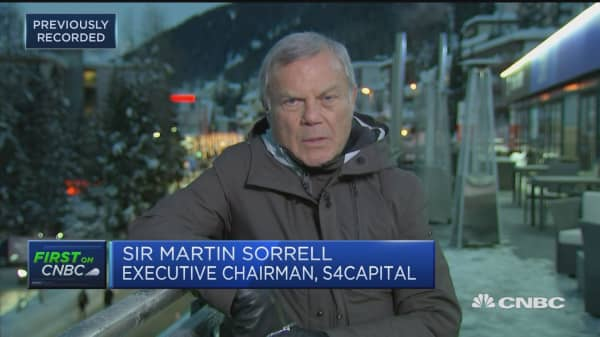 Sir Martin Sorrell: We are very focused on digital part of market