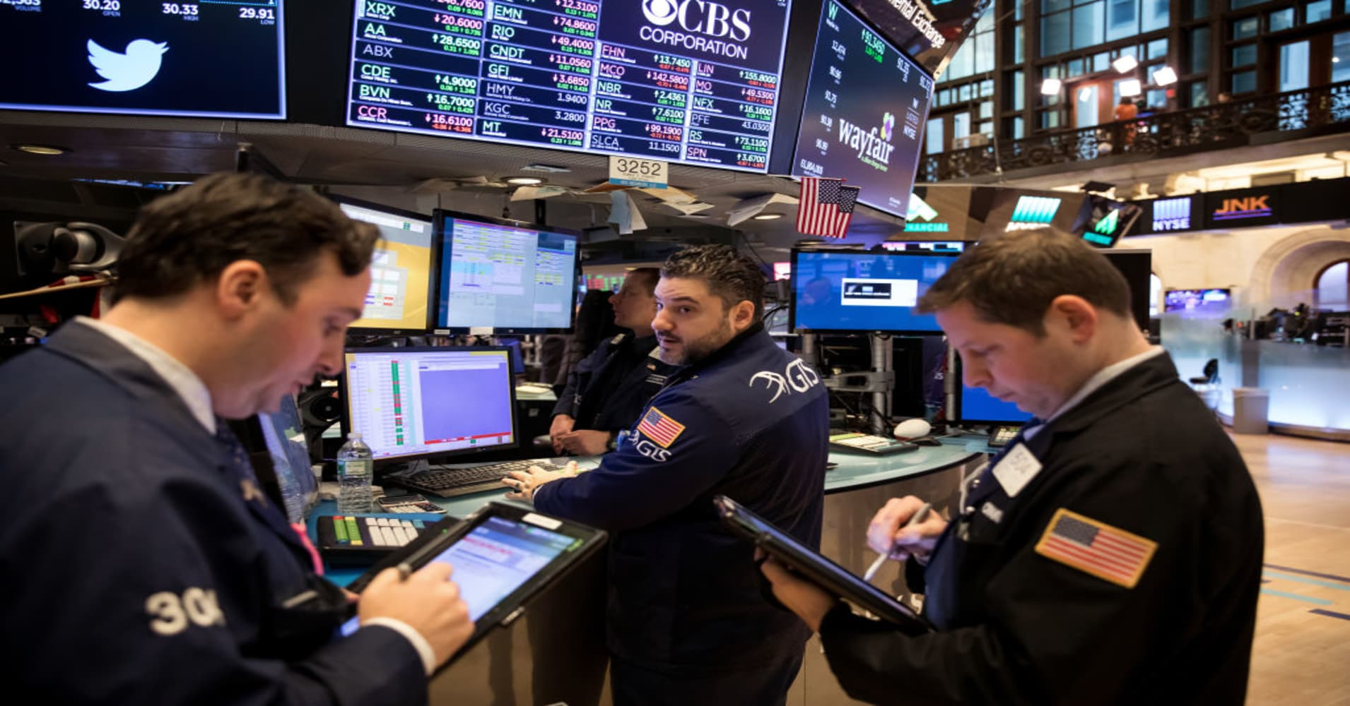Markets point to drop at open as investors worry about global growth