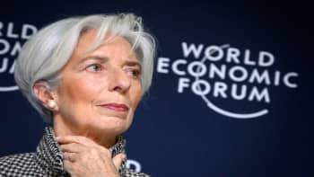 Here's IMF Chair Christine Lagarde's outlook for 2019
