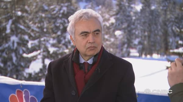 IEA worried geopolitics will 'cast a dark cloud' on energy markets, director says