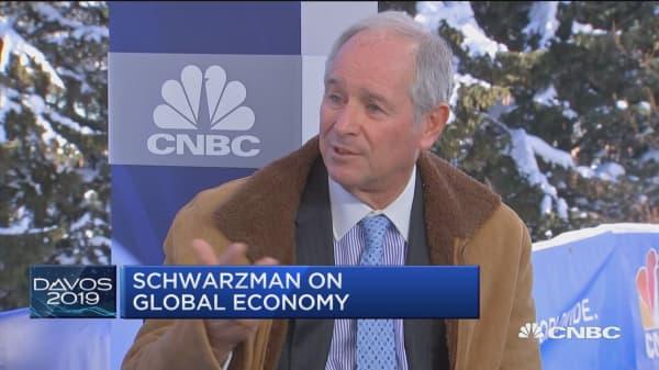 Blackstone CEO: There will not be a recession despite economic slowdown