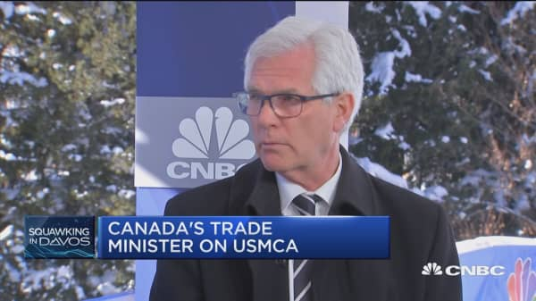 Canada's Trade Minister on the new NAFTA and Canada's role in the Huawei CFO arrest