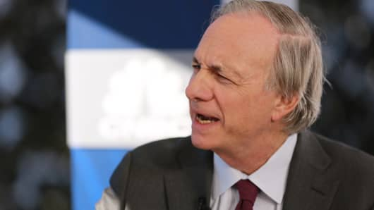 The next economic downturn is what 'scares me the most,' Bridgewater's Ray Dalio says