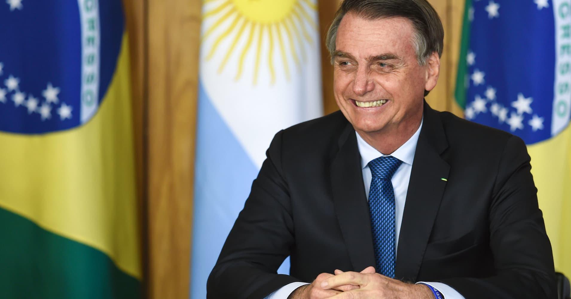 Bolsonaro's pro-market agenda faces its first test of confidence as Brazil's Congress returns