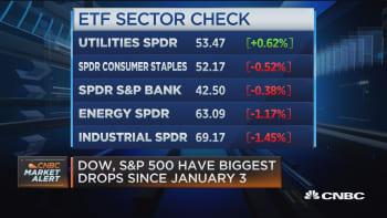 Pisani: The markets have been patient with the government shutdown
