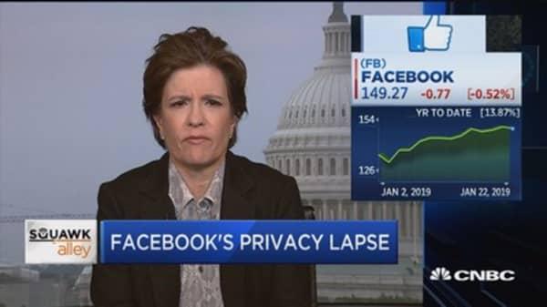 Kara Swisher: Facebook has endured a hit to its reputation
