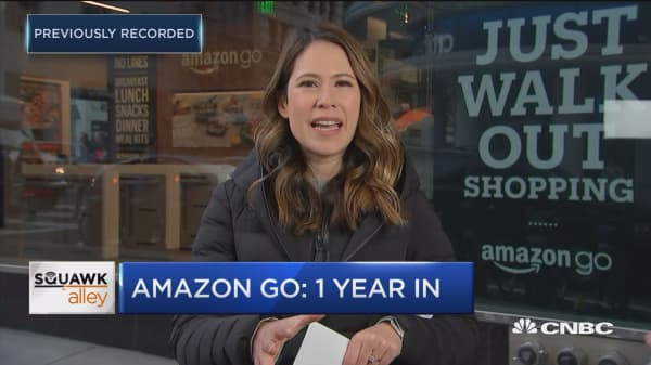 Amazon Go continues to grow, train AI one year on