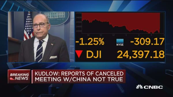 The full interview with National Economic Council Director Larry Kudlow