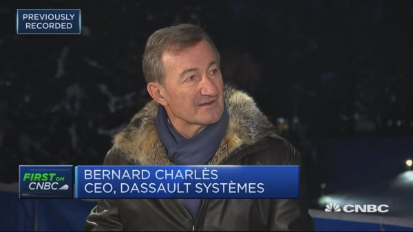 We are in economy of experience, not product: Dassault Systemes