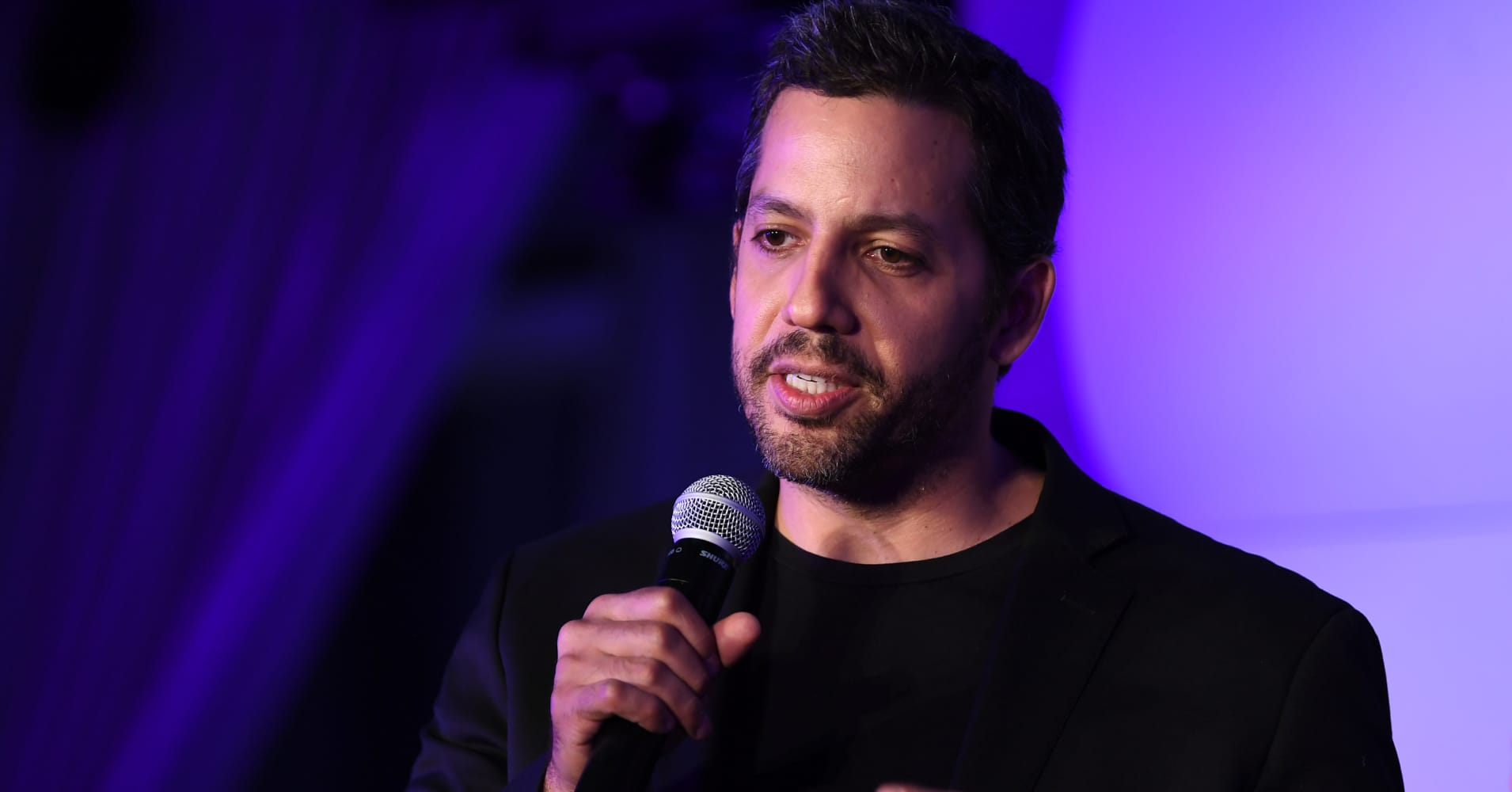 Millionaire magician David Blaine uses a simple $1 rule to make all his career decisions