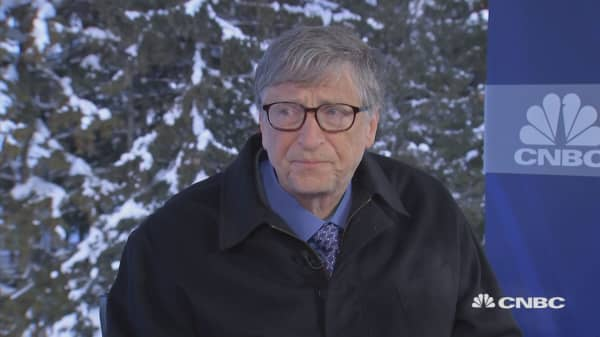 Bill Gates and the Return on Investment in Vaccinations