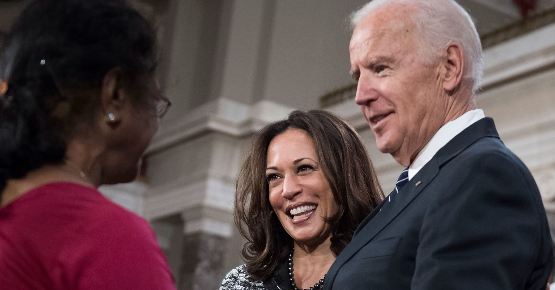 Joe Biden and Kamala Harris are likely the top contenders for Barack Obama's endorsement in 2020