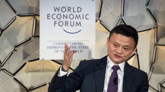 Alibaba S Jack Ma Suggests Technology Could Result In A New World War