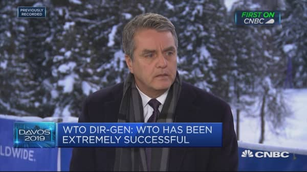 WTO is not catching up to global changes fast enough, director says