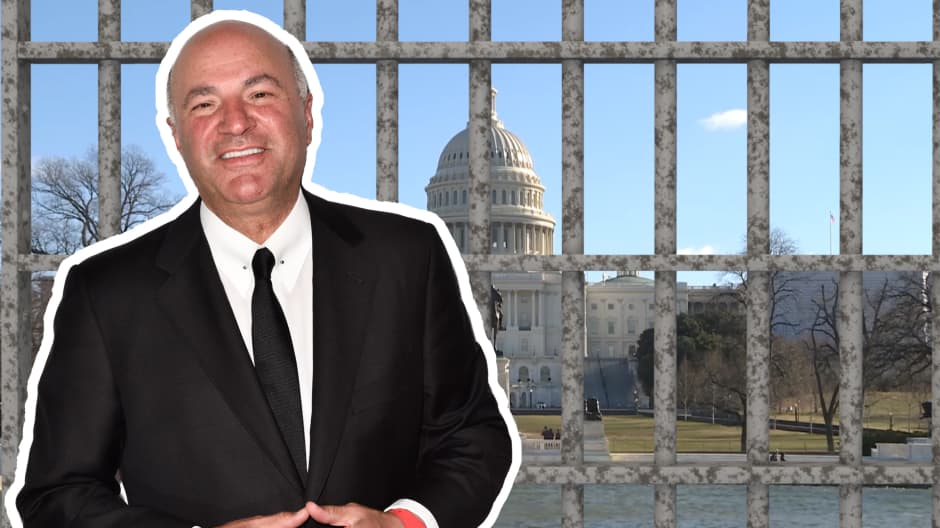 Kevin O'Leary: Here's how to end the government shutdown