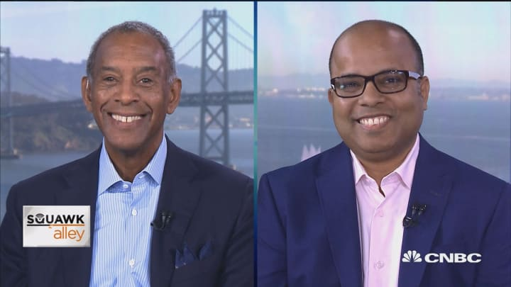 Microsoft Chairman John Thompson on his investment in cloud computing