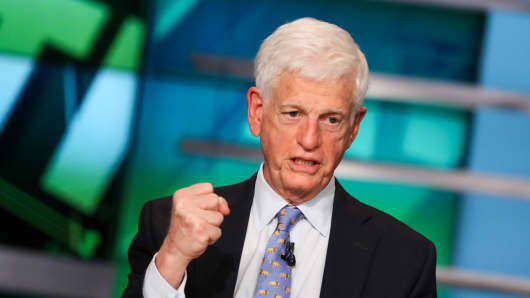 Mario Gabelli, founder, chairman, and CEO of Gabelli Asset Management Company Investors.