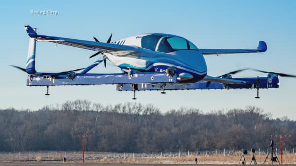 Boeing takes another step toward making flying taxis a reality