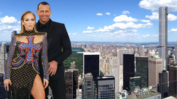 Take a look inside the NYC condo JLo and A-Rod are selling  for $17.5 million