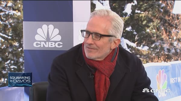 Volatility can be a gift to long-term investors, says TPG CEO