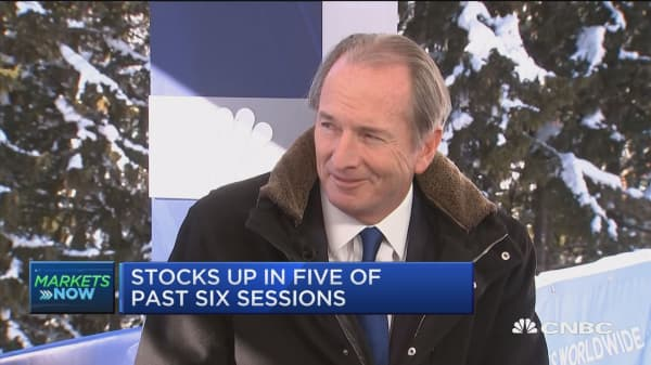 The shutdown will have extremely damaging effects if it continues, says Morgan Stanley CEO