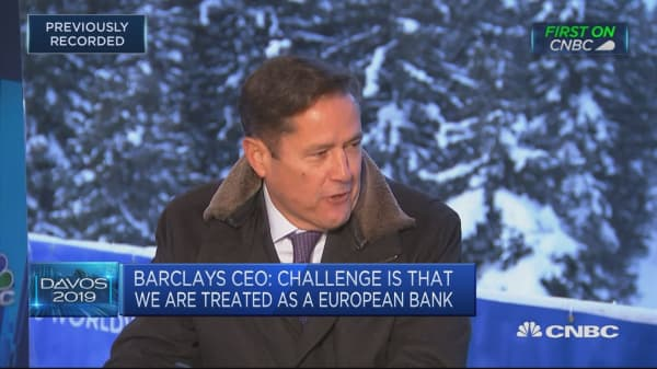 Barclays CEO: Have faith in Deutsche Bank's Sewing