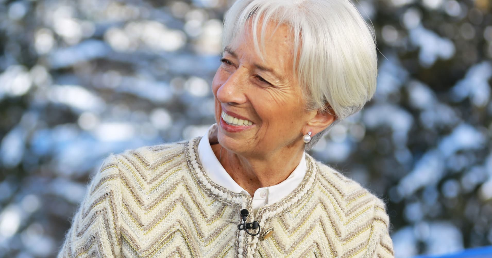 Lagarde: It would be very nice if countries don't have to rely on central banks in the next crisis