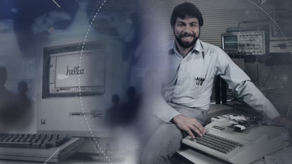 Steve Wozniak on Apple's '1984' Super Bowl ad and early computers