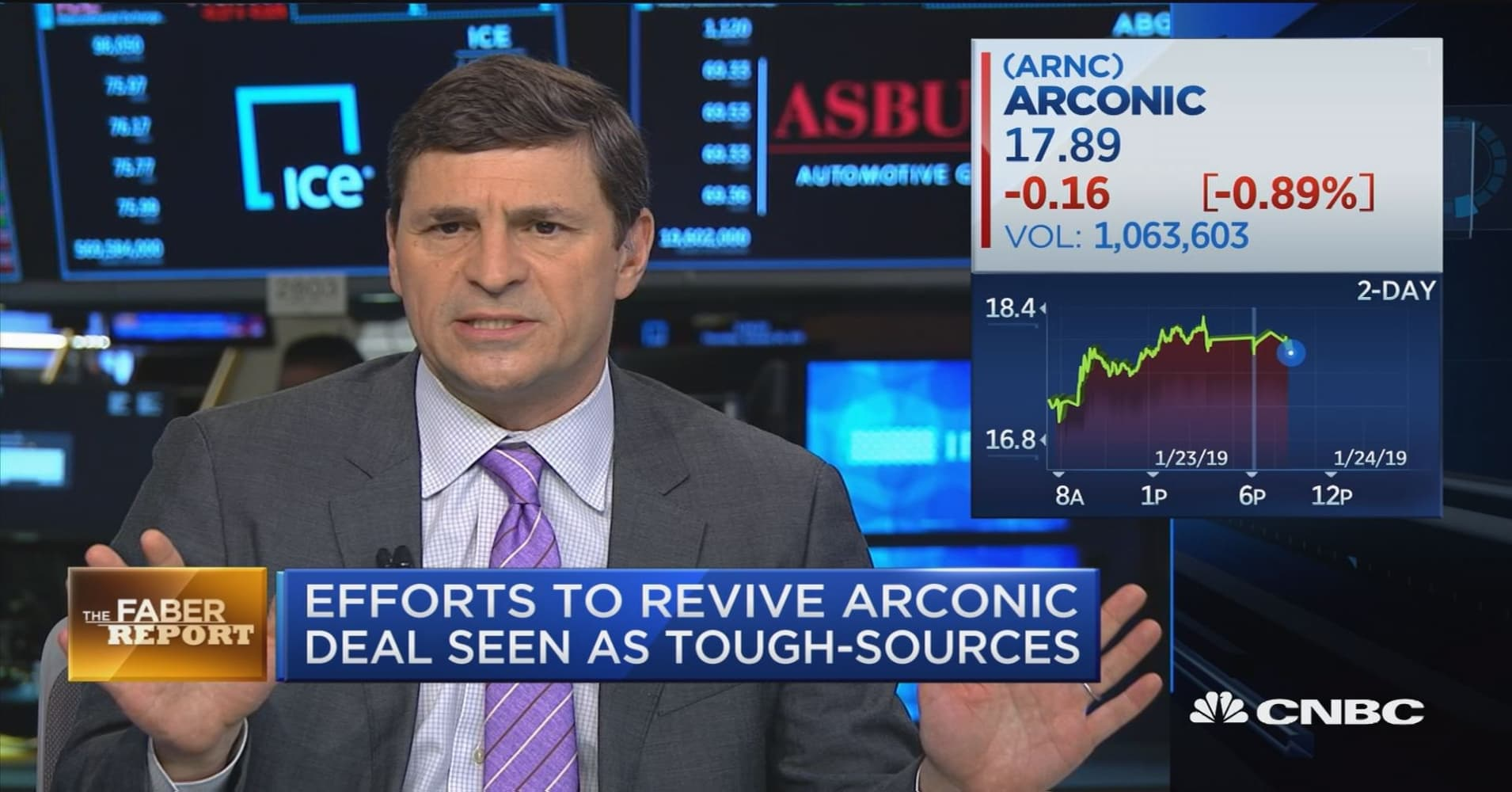 Efforts to revive Arconic deal remain tough, sources says