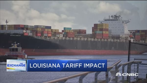 Here's how the shutdown and trade talks are hurting Louisiana