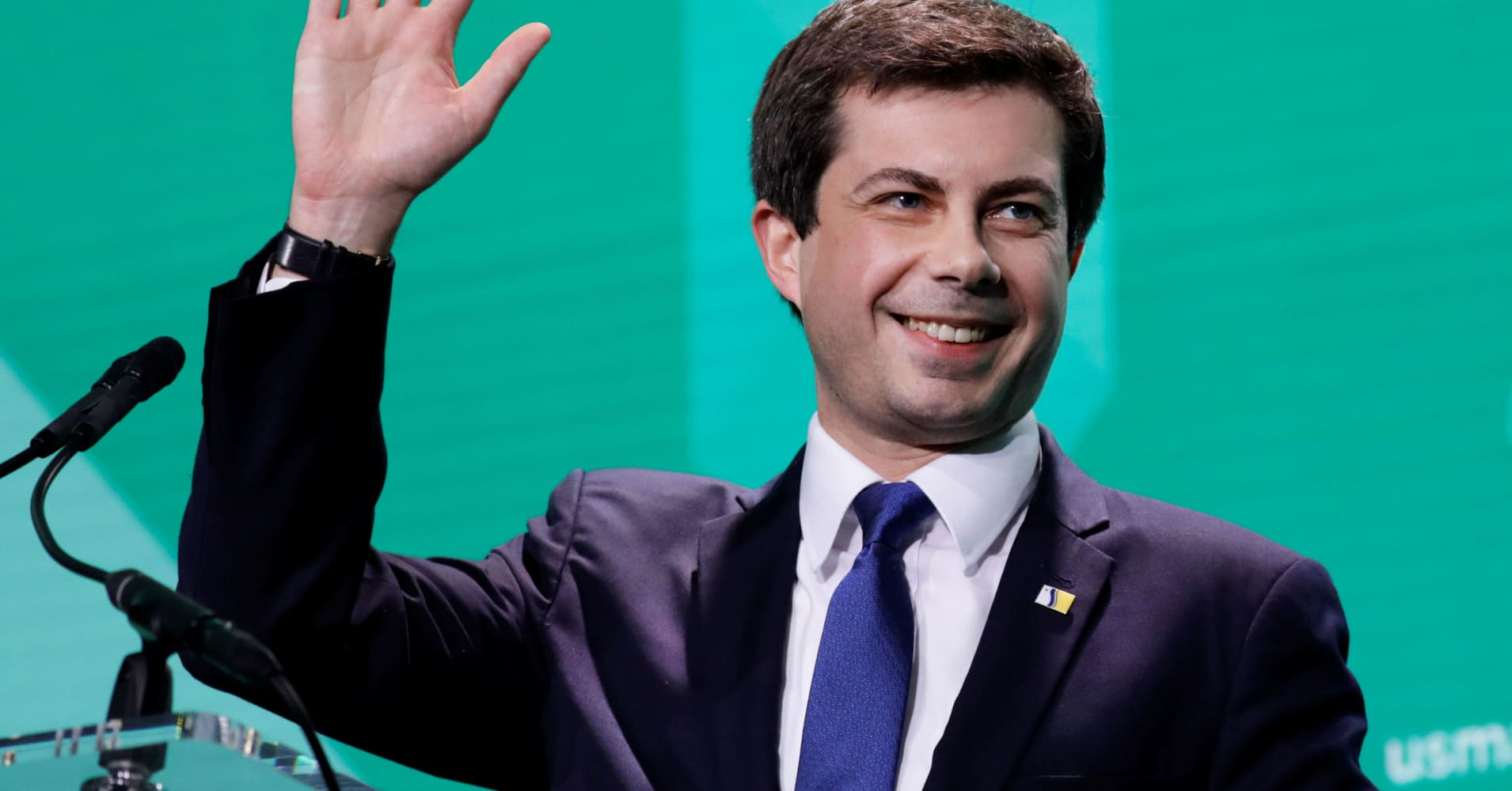 Pete Buttigieg, 37, thinks he can become the youngest US president