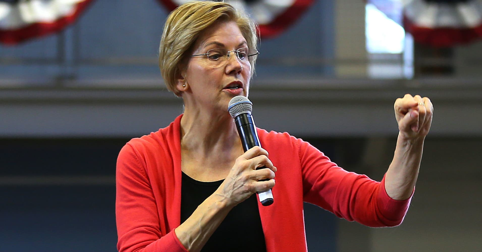 Elizabeth Warren wants to use her wealth tax to wipe out Americans' college debt and pay for tuition