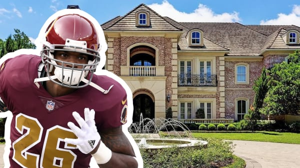 Inside Adrian Peterson's $4.7 million Texas home