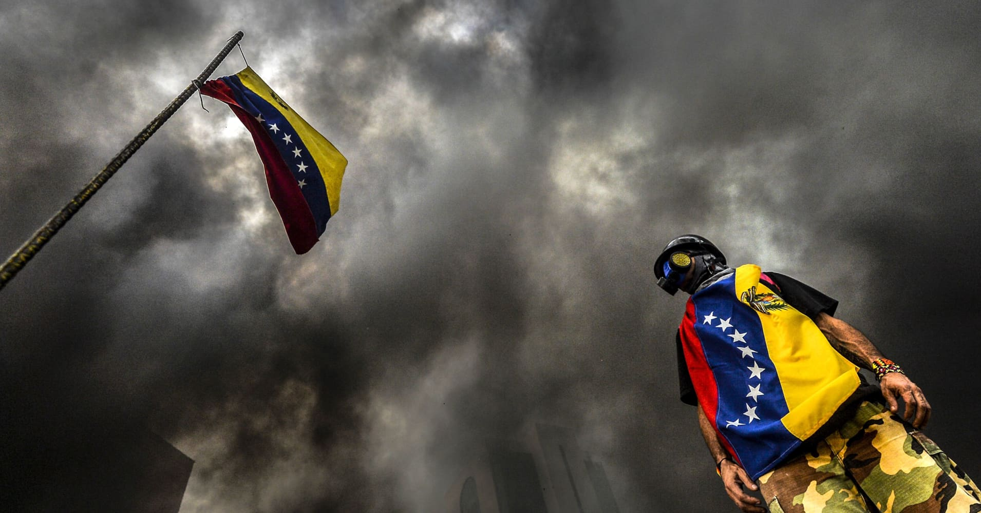 Here's how US-Venezuela tensions got to the brink of crisis