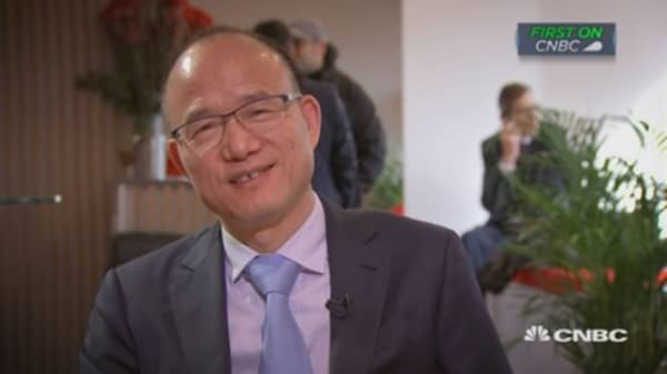 Don't bet against China, says Fosun International's chairman