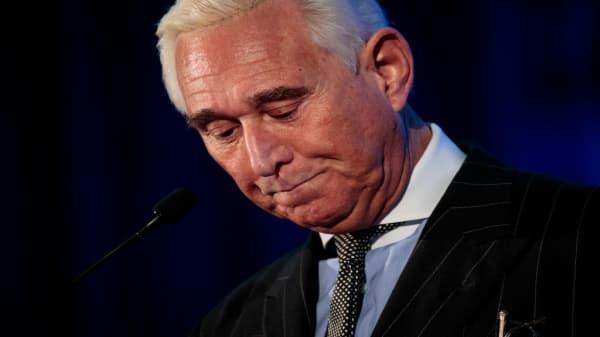 FBI arrests Trump associate Roger Stone for obstruction, false statements