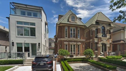 Homes in Gravesend, Brooklyn