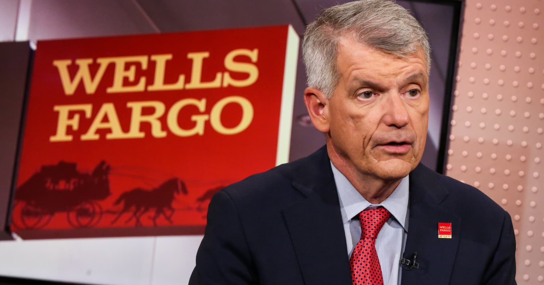 News post image: Wells Fargo CEO Tim Sloan is retiring, and shares jump