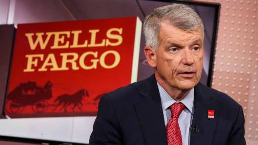 Tim Sloan, CEO of Wells Fargo