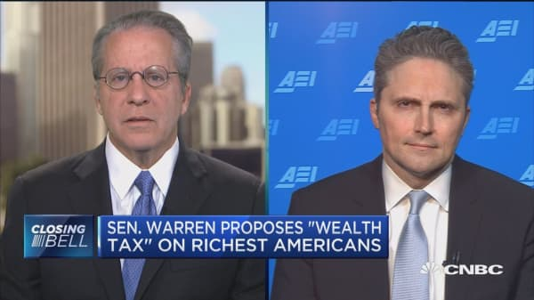 Democrats should be proposing a Value Added Tax, not a wealth tax, says AEI's Pethokoukis
