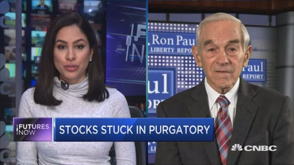 The Fed is in a bind ahead of meeting: Ron Paul