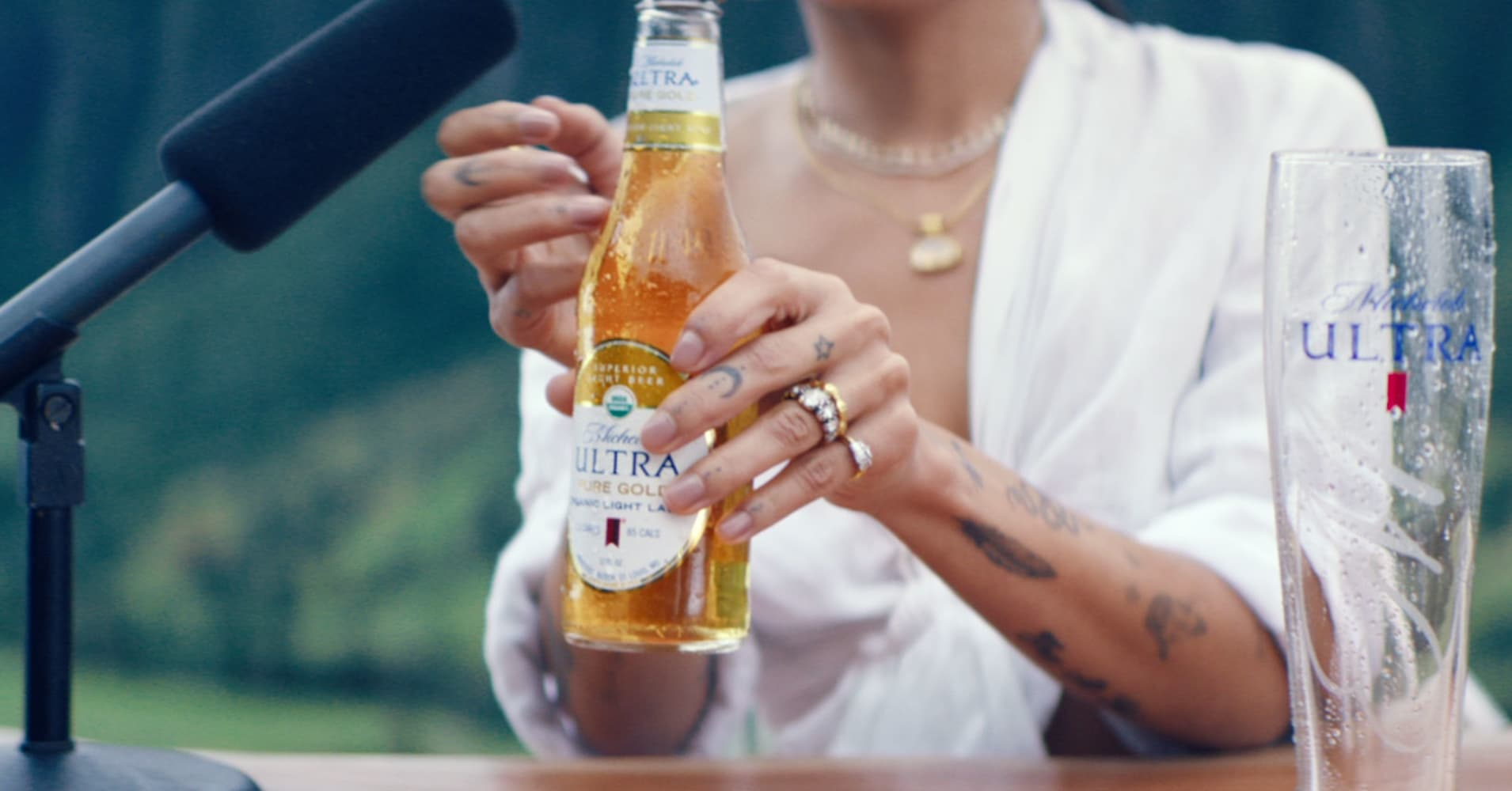 Super Bowl ad for Michelob Ultra s organic beer will bring a moment of calm  to the Big Game 92bc25207