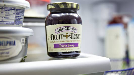 Smucker's and Mondelez are the Food Companies Most Unprepared for Amazon, Says Bernstein