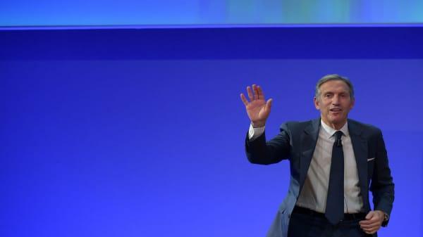 How Howard Schultz presidential bid may affect Starbucks