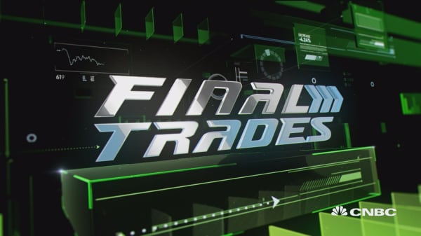 Final trades: JPMorgan, CBS, Accenture & Illumina