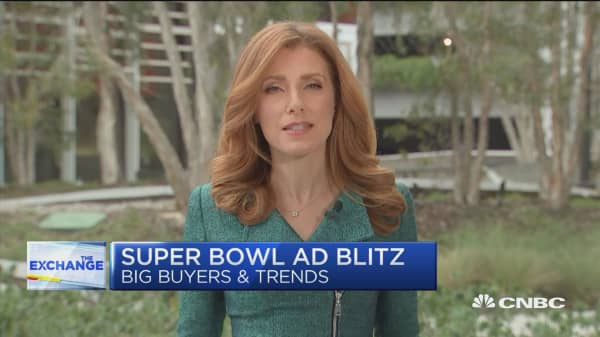 Here's who spending big on Super Bowl ads